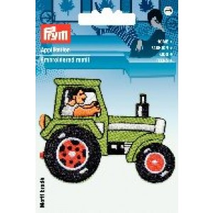 prym_Prym_Applikation_Traktor_grün_grün