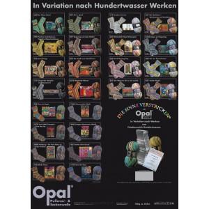 Opal Opal Hundertwasser II, 4-fädig