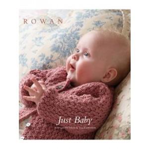 rowan_ROWAN_Heft_Rowan_Just_Baby_titelseite