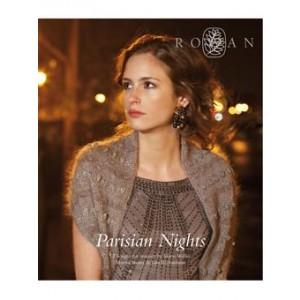 rowan_ROWAN_Heft_Rowan_Parisian_Nights_titelseite