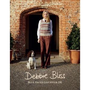 debbiebliss_Debbie_Bliss_Strickheft_Blue_Faced_Leicester_titelseite