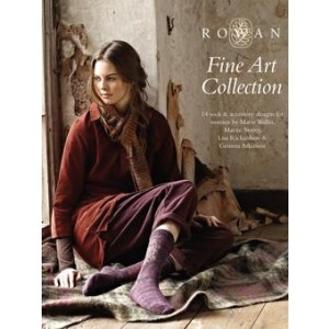 rowan_ROWAN_Rowan_Fine_Art_Sock_Collection_titelseite