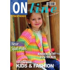 online_ONline_Online_Stricktrends_Kids_&_Fashion_titelseite