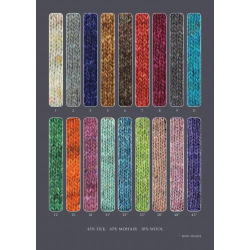 NORO Silk Garden Solo Farbe 003