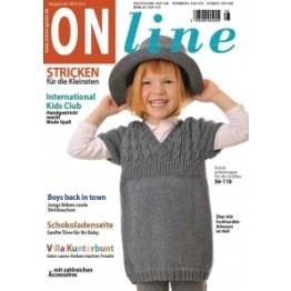 online_ONline_Online_Stricktrends_Kids_2012_titelseite