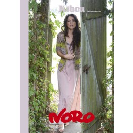 noro_Noro_Noro_Strickheft_Kibou_F/S2014_titelseite