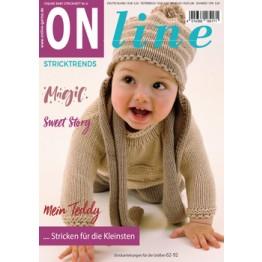 online_ONline_Heft_Stricken_für_die_Kleinsten_Nr.6_titelseite