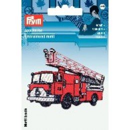 Prym Applikation Feuerwehrauto
