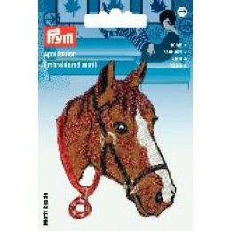 Prym Applikation Pferdekopf