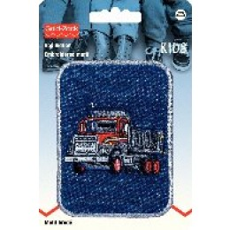 Prym Applikation Patch Lastwagen