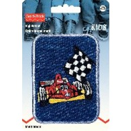 Prym Applikation Patch Formel 1