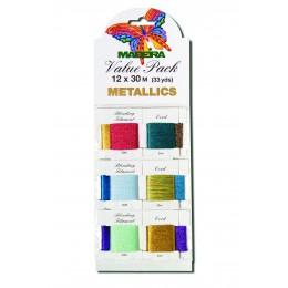 Madeira Madeira Metallics (Cord, Filament)