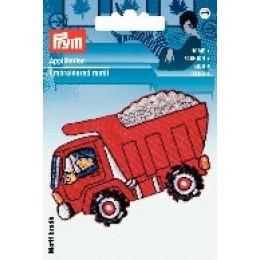 Prym Applikation Lastwagen