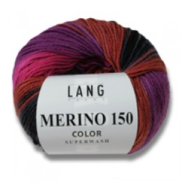 Lang Yarns Merino 150 Color