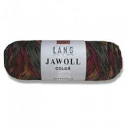Lang Yarns Jawoll Color (inkl. 5g Beigarn)