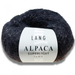 Lang Yarns Alpaca Superlight Lamé