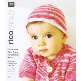 Rico Baby Buch cotton soft print dk