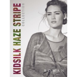 ROWAN Kidsilk Haze Stripe Collection