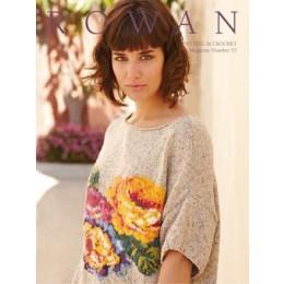 ROWAN Rowan Hauptmagazin 53, deutsch