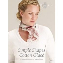 ROWAN Rowan Simple Shapes Cotton Glace