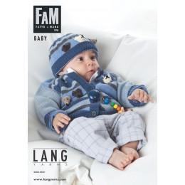 Lang Yarns Fatto a Mano Nr. 196  Baby