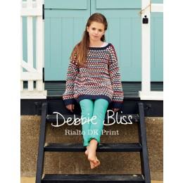 Debbie Bliss Strickheft Rialto DK Print
