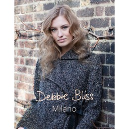 Debbie Bliss Strickheft Milano