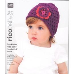 Rico Baby Buch cotton soft dk  009