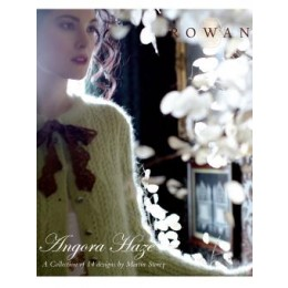 ROWAN Rowan Angora Haze Collection
