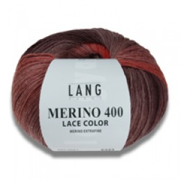 Lang Yarns Merino 400 Lace color