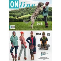 ONline Online  Strickheft 9t3