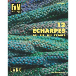 Lang Yarns Fatto a Mano Nr.210 Luce Smits D