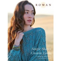 ROWAN Rowan Linen Simple Shapes