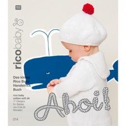 Rico Baby Handstrick Buch dk  014