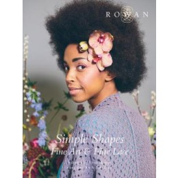 ROWAN Rowan Simple Shapes Fine Art