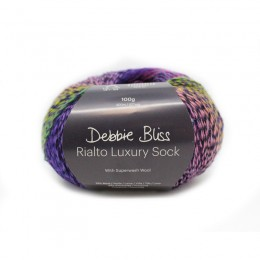 Debbie Bliss Rialto Luxury Sock