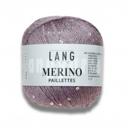 Lang Yarns Merino Paillettes