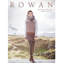ROWAN Rowan Hauptmagazin 60 deutsch