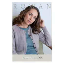 ROWAN Rowan Timeless DK Broschüre