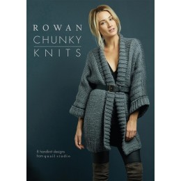 ROWAN Rowan Chunky Knits Collektion
