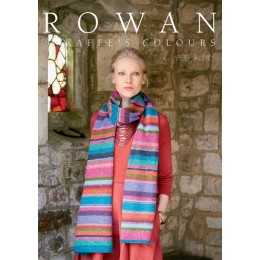 ROWAN Rowan Kaffes Colours FT Collektion