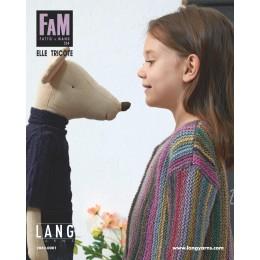 Lang Yarns Fatto a Mano Nr.254 Elle Tricote