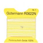 Gütermann Aufreihseide Gr. 1, 2 m