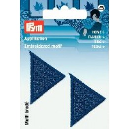 prym_Prym_Applikation_Dreiecke_jeans_dunkel_dunkel