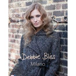debbiebliss_Debbie_Bliss_Strickheft_Milano_titelseite