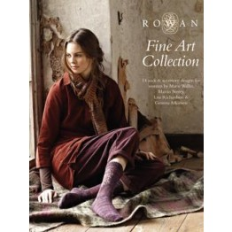 rowan_ROWAN_Rowan_Fine_Art_Sock_Collection_titelseite
