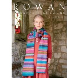 rowan_ROWAN_Rowan_Kaffes_Colours_FT_Collektion_titelseite