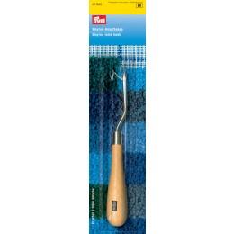 Prym Smyrna-Knüpfhaken mit Holzgriff