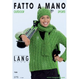 Lang Yarns Fatto a Mano Nr. 166 Outdoor