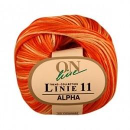 ONline Linie 11 Alpha color